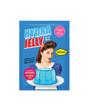 Faith in Face - Masque en feuille Hydra Jelly - 1pc