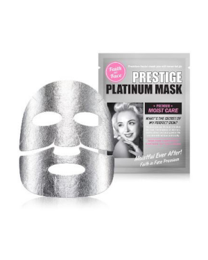 Faith in Face - Masque Prestige Platine - 1pc