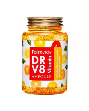 Farm Stay - Dr-V8 Vitamin Ampoule - 250ml