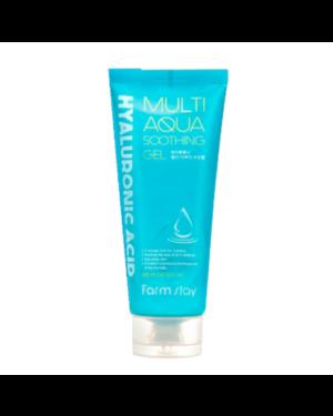 Farm Stay - Hyaluronic Acid Multi Aqua Soothing Gel - 200ml