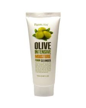 Farm Stay - Olive Intensive Moisture Foam Cleanser