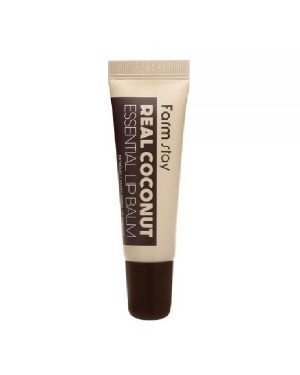 Farm Stay - Real Coconut Essential Lip Balm - 10ml