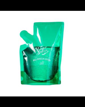 Finger Spoon - All Green Bath Refill - 250ml
