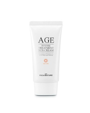 FROM NATURE - Age Intense Treatment Sun Cream (SPF50+ PA++++)