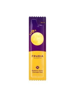 FRUDIA - Blueberry Honey Overnight Mask - 1pc
