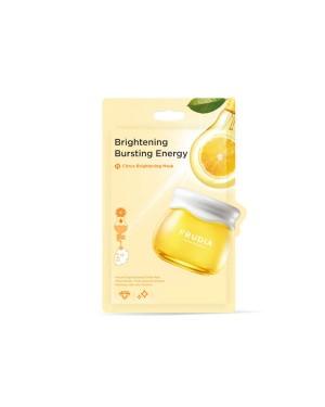 FRUDIA - Citrus Brightening Masque (nouveau) - 20ml*1pc