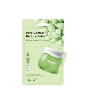 FRUDIA - Green Grape Pore Control Masque (nouveau) - 20ml*1pc