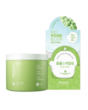 FRUDIA - Green Grape Pore Peeling Pad