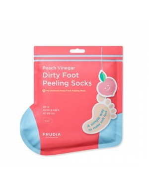 FRUDIA - My Orchard Masque Peeling Peach Foot - 40g (1pair)