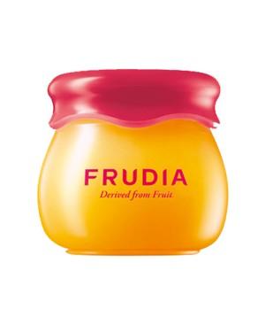 FRUDIA - 3in1 grenade Miel, Baume à lèvres - 10ml