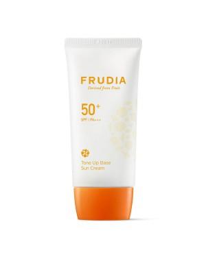 FRUDIA - Tone-Up Base Sun Cream SPF50+ PA+++  - 50g