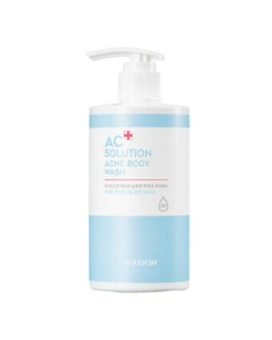 G9SKIN - Lavage corporel AC Solution Acne - 300g