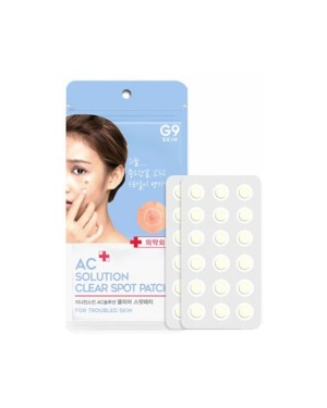 G9 SKIN - AC Solution Acne Clear Spot Patch