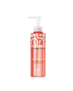G9SKIN - Grapefruit Vita Bubble Oil Foam - 210g