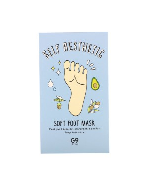 G9SKIN - Self Aesthetic Soft Foot Mask - 12ml