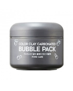 G9 SKIN - Color Clay Carbonated Bubble Pack - 100ml
