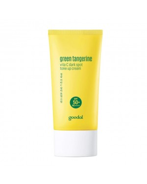 Goodal - Green Tangerine Vita C Dark Spot Tone Up Cream - 50ml (SPF50+ PA++++)