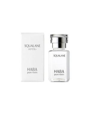 HABA - Pure Root - Huile de Squalane - 15ml