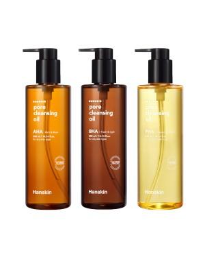 Hanskin - Huile nettoyante pour les pores - 300ml