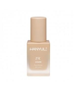 HANYUL - Cover Foundation - 30ml (SPF15 PA+)