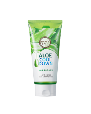 HAPPY BATH - Aloe Cool Down Soothing Gel - 300 ml