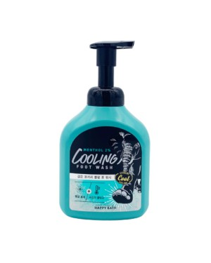 HAPPY BATH - Black Elephant Cooling Foot Wash - 500ml