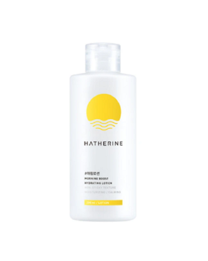Hatherine - Morning Boost Lotion hydratante du matin - 200ml