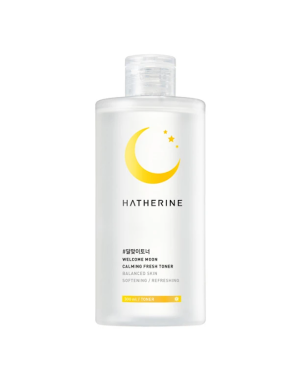 Hatherine - Bienvenue Moon Calmer Fresh Toner - 300ml