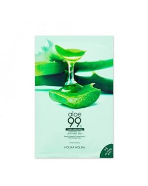 HolikaHolika - Aloe 99% Soothing Gel Jelly Mask Sheet