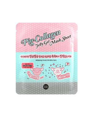 HolikaHolika - Pig Collagen Jelly Gel Mask Sheet