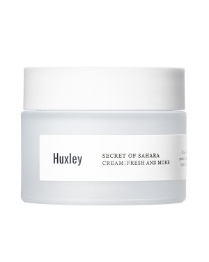 Huxley - Cream Fresh And More - 50ml