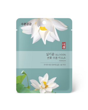 ILLIYOON - Lotus Moisture Mask