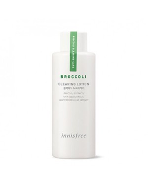 innisfree - Broccoli Clearing Lotion
