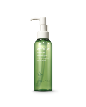 innisfree - Green Tea Cleansing Oil - 150ml