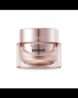 IOPE - Crème Essentielle Super Vital Riche - 50ml