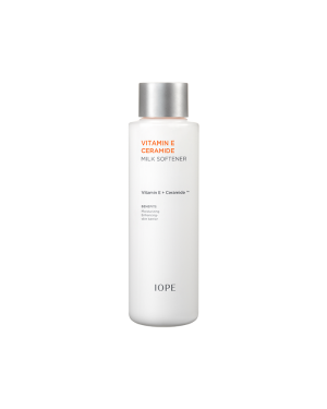 IOPE - Vitamin E Ceramide Milk Softener - 320ml