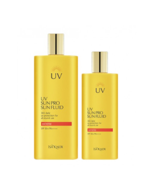 ISA KNOX - Uv Sun Pro 365 Extreme Sun Fluid Special Set - 100ML+70ML