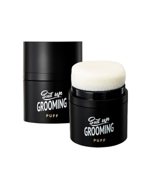 It's Skin - Suit Up Grooming Puff - 1pc