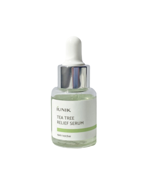 iUNIK - Tea Tree Relief Serum - 15ml