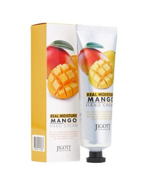 Jigott - Real Moisture Hand Cream - Mangue - 100ml