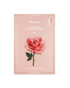 JMsolution -Glow Luminous Flower Firming Mask Pack