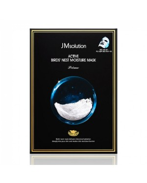 JMsolution - Active Bird'S Nest Moisture Mask Prime - 1pc