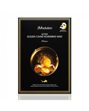 JMsolution - Active Golden Caviar Nourishing Mask Prime - 1pc