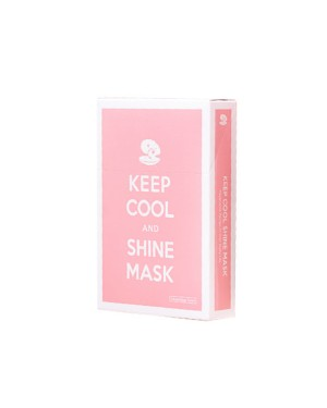 Keep Cool - Shine Masque éclaircissant intensif