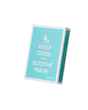 Keep Cool - Soothe Masque apaisant intensif -25g*10pcs