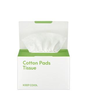Keep Cool - Tampons de coton en tissu - 100pcs