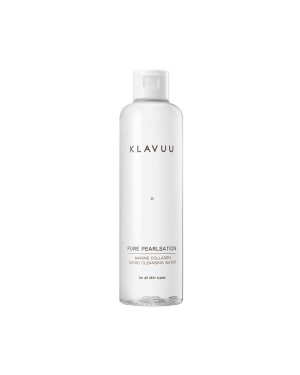 KLAVUU - Pure Pearlsation Marine Collagen Micro Cleansing Water - 250ml