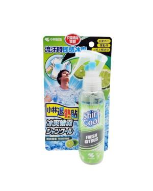 Kobayashi - Shirt Cool Strong Spray - Fresh Citrus - 100ml