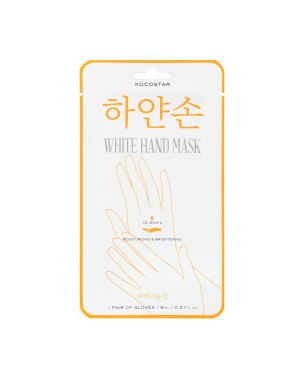 KOCOSTAR - White Hand Mask - 1pack (1use)