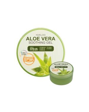 Koelcia - Gel Apaisant à l'Aloe Vera - 300g
